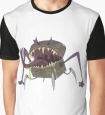 Angry Mimic Graphic T-Shirt