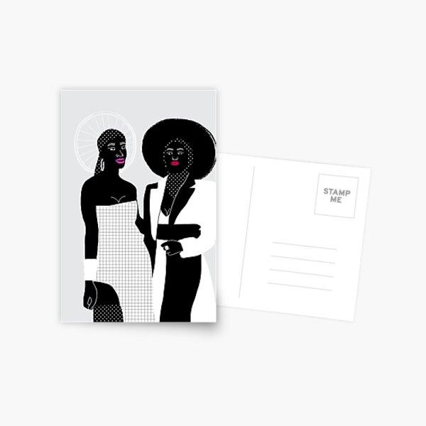 Godess Postcard