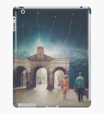 We met as Time Travellers iPad Case/Skin