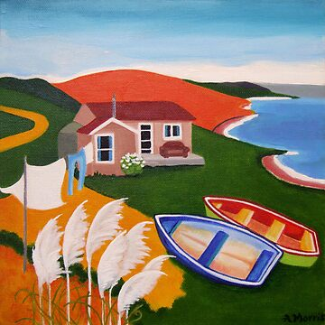 Place By the Sea by anni