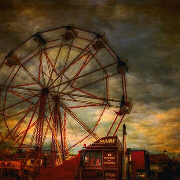 Ferris Wheel by Nigdaw
