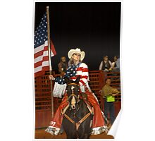 America the Beautiful Poster