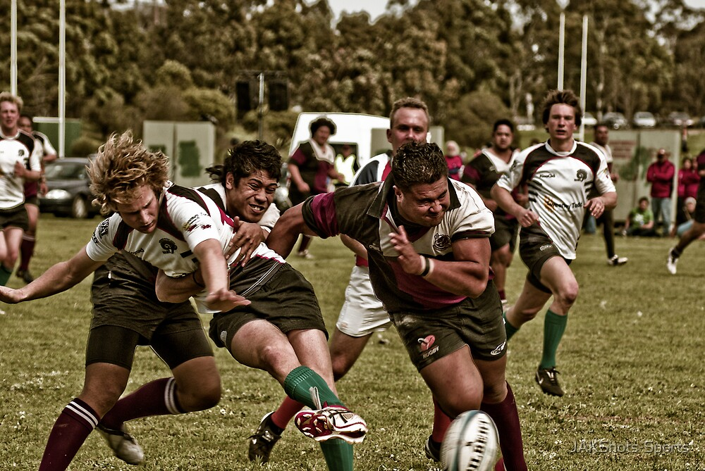 Tricky Kick Away by JAKShots-Sports