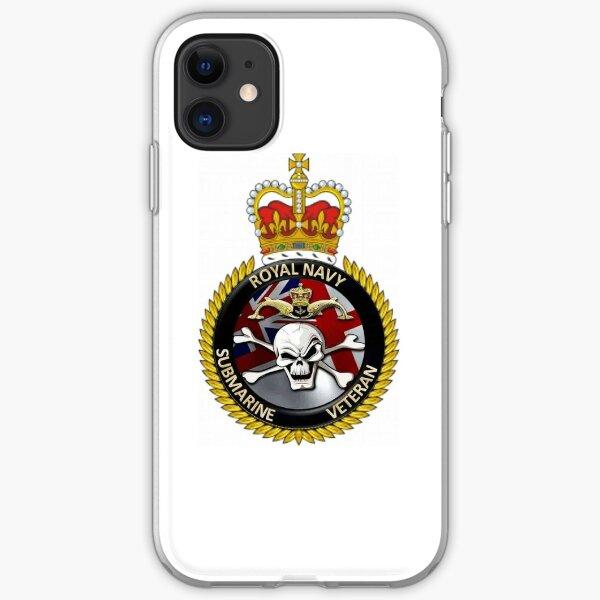 Veteran Submariner iPhone Soft Case