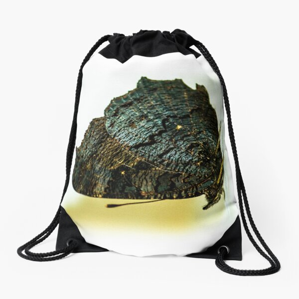 butterfly Drawstring Bag