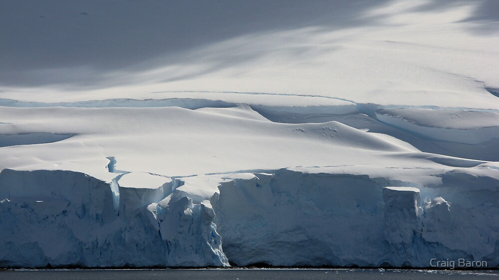 The White Continent by Craig Baron