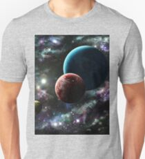 planet Ataris and her moons T-Shirt