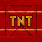 TNT Crate by gingerraccoon