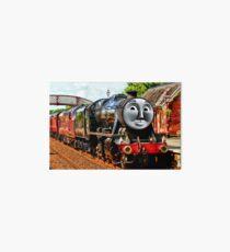 Steam Locomotive 48151 visits the Island of Sodor Art Board