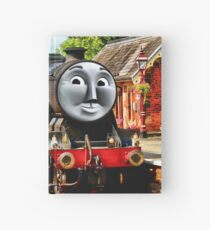 Steam Locomotive 48151 visits the Island of Sodor Hardcover Journal