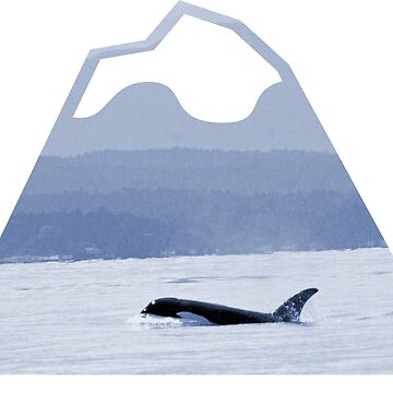 Mountain - Orca by BlueNorth