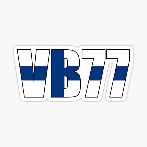 Valtteri Bottas 77 Sticker