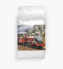 4-6-0 Galatea visits the Island of Sodor Duvet Cover