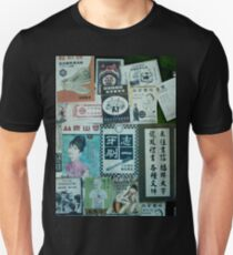 Hong Kong Wall Unisex T-Shirt