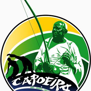 Capoeira Circle by Korey