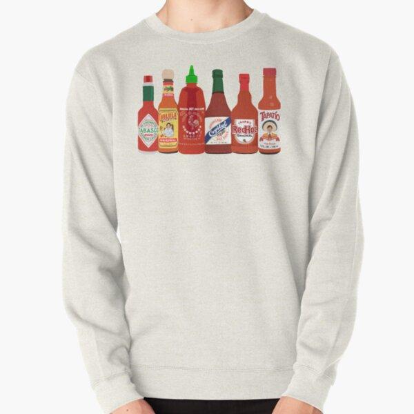 Hot Sauce Pullover Sweatshirt