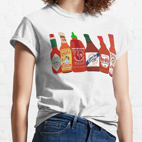 Sauce piquante T-shirt classique