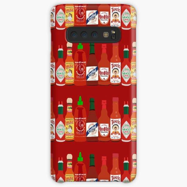 Hot Sauce Samsung Galaxy Snap Case