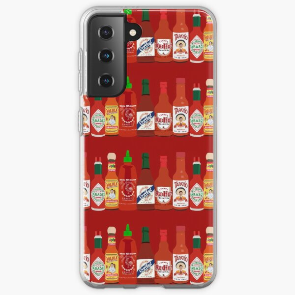 Hot Sauce Samsung Galaxy Soft Case
