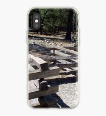 Don't Fence Me In ! iPhone Case