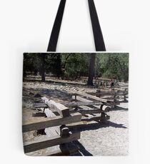 Don't Fence Me In ! Tote Bag