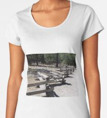 Don't Fence Me In ! Women's Premium T-Shirt