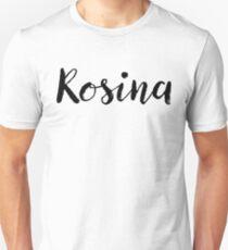 Rosina - Custom Wife Daughter Girl Stickers Shirts Unisex T-Shirt