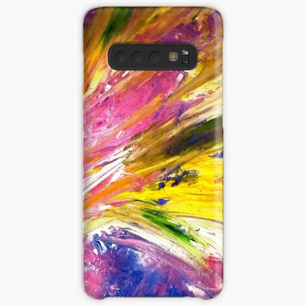 """Soul Descends, Soul Ascends"" - Whole Painting Samsung Galaxy Snap Case"
