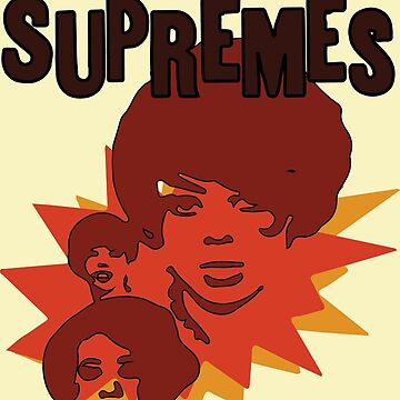 The Supremes by neonfuture