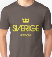 Sverige Goteborg 1 crown Slim Fit T-Shirt