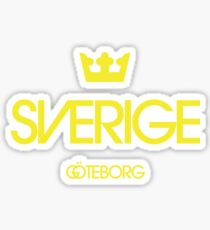 Sverige Goteborg 1 crown Sticker