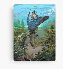 Bambiraptor - The Spritely One Canvas Print