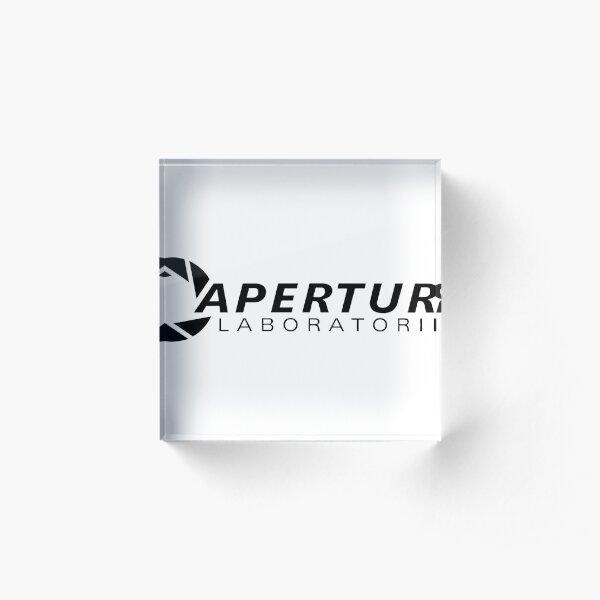 emblem Acrylic Block