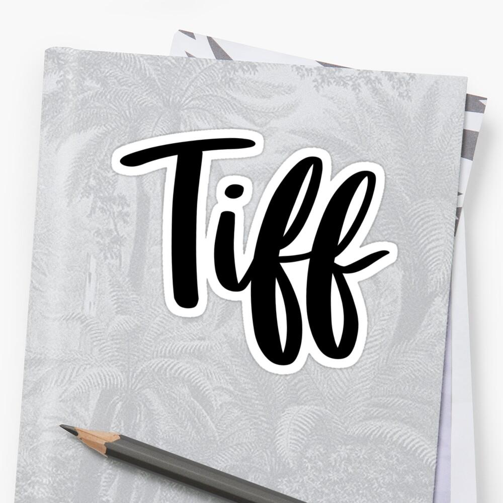 Tiff by ellietography