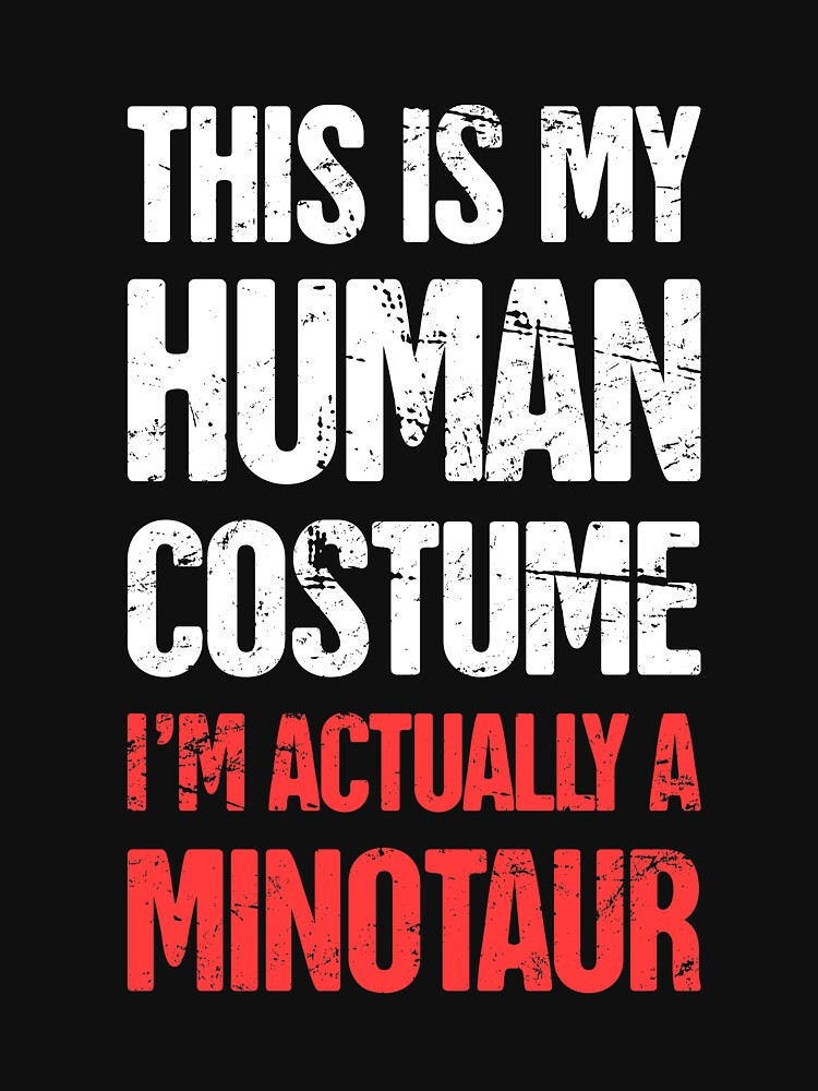 Greek Mythology Minotaur Costume by EMDdesign