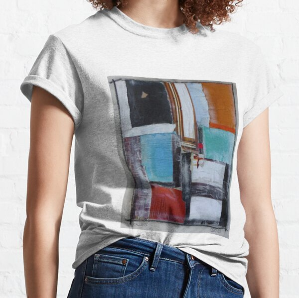 Abstract Stairs Classic T-Shirt