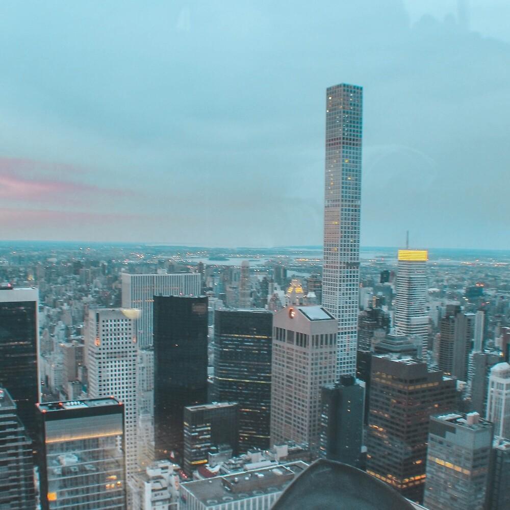 New York City by Lexigmartinez