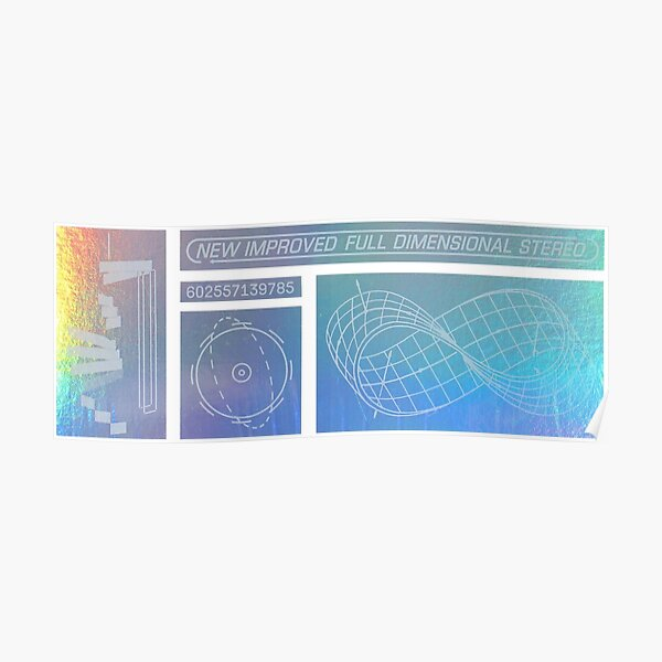 ENDLESS - NEW IMPROVED FULL DIMENSION STEREO Poster