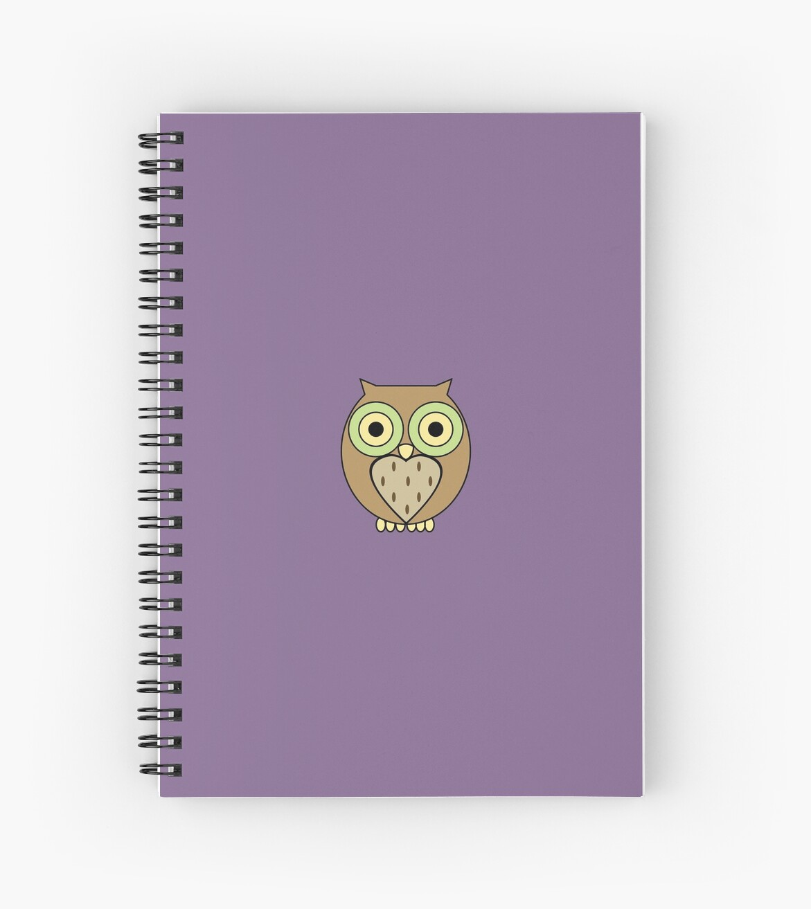 Little Brown Owl by reflydesigns