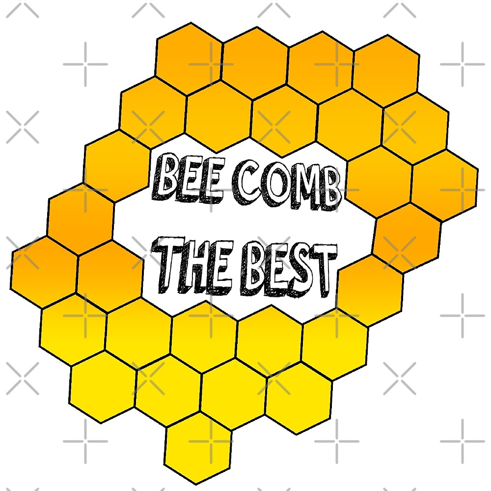 Bee Comb The Best - (Become The Best) Multiple Items by iEmnerz