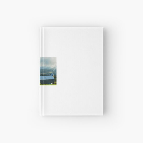 Overlook  - Newport, NY USA Hardcover Journal