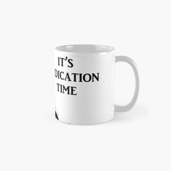 Medication Time Classic Mug