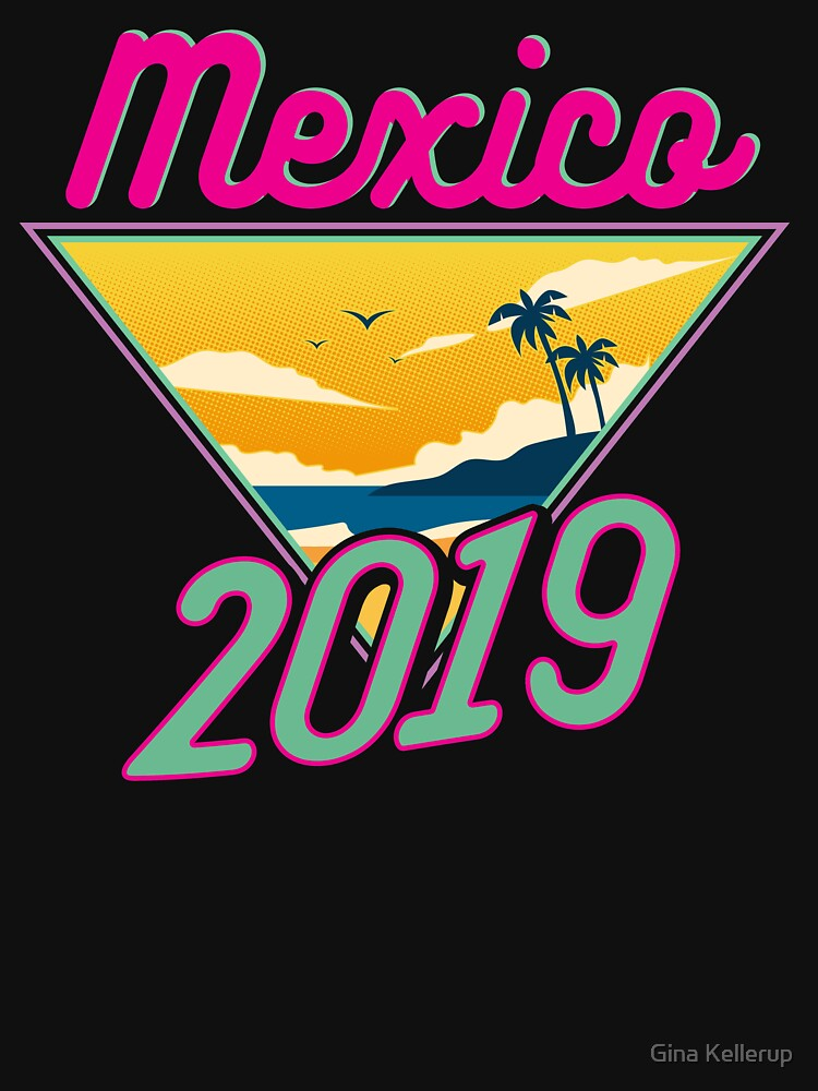 Family Vacation 2019 Mexico by KanigMarketplac
