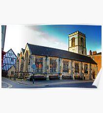 St Sampson Church - York Poster