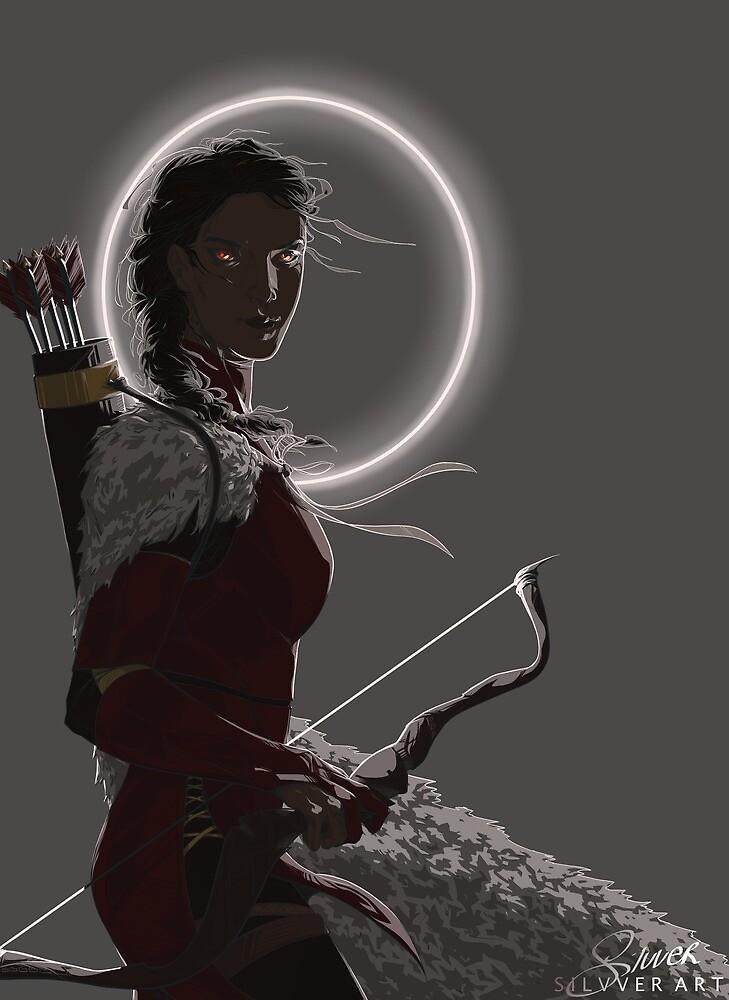 The Arrow by silvverart