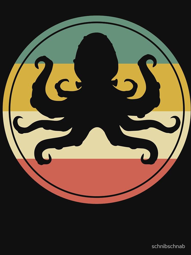 Kraken by schnibschnab