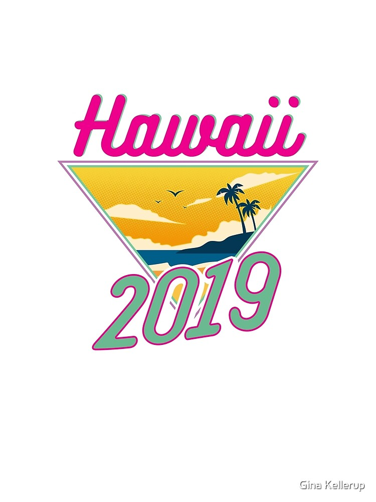 Family Vacation 2019 Hawaii by KanigMarketplac