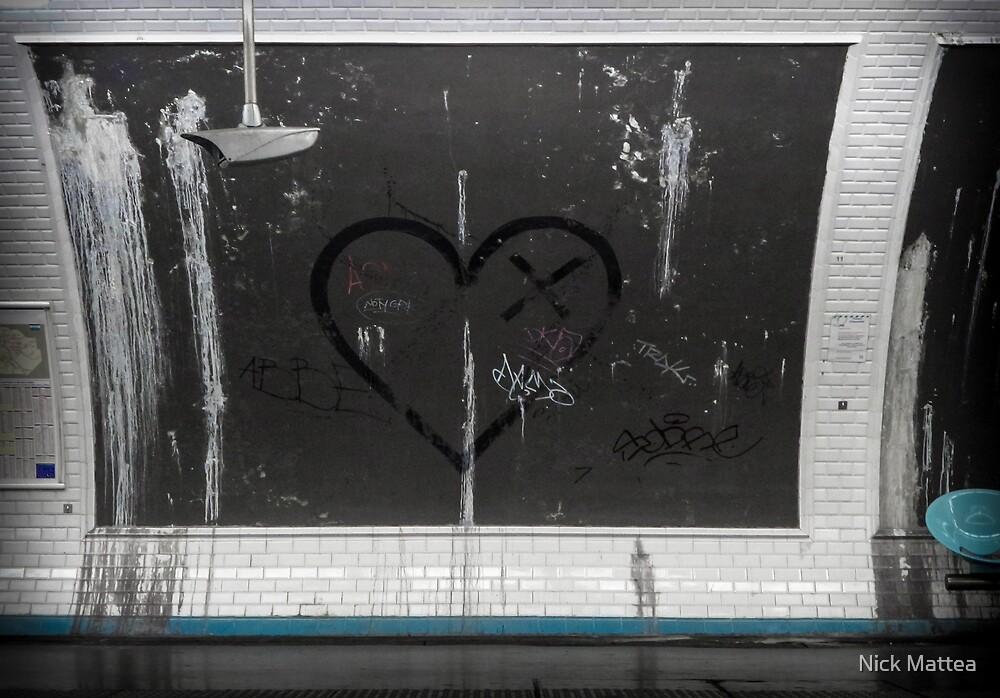 Heart Stop by Nick Mattea