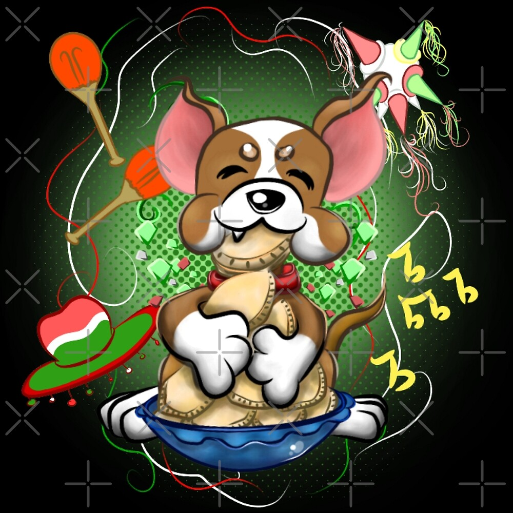 Cute Chihuahua Puppy   by Katastra