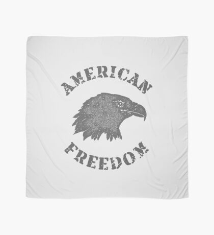 American Liberty Bald Eagle Scarf